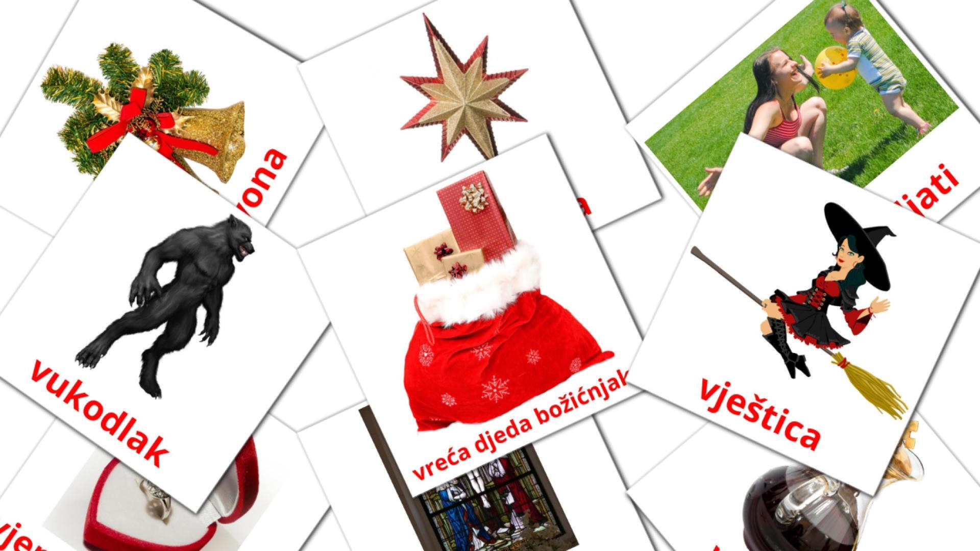 Holidays flashcards