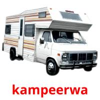 kampeerwa picture flashcards