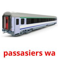 passasiers wa picture flashcards