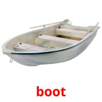 boot picture flashcards