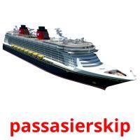 passasierskip picture flashcards