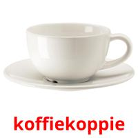 koffiekoppie card for translate