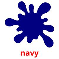 navy picture flashcards