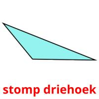 stomp driehoek picture flashcards