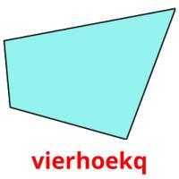 vierhoekq picture flashcards