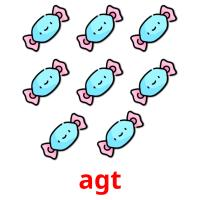 agt picture flashcards