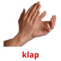 klap picture flashcards