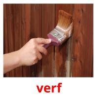 verf picture flashcards
