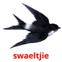swaeltjie card for translate