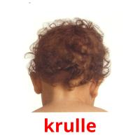 krulle picture flashcards
