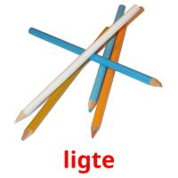 ligte picture flashcards
