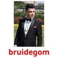 bruidegom picture flashcards