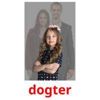 dogter picture flashcards