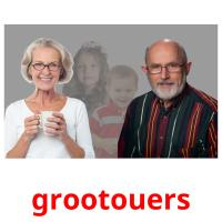 grootouers picture flashcards