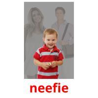 neefie picture flashcards
