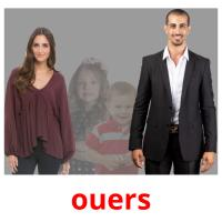 ouers picture flashcards