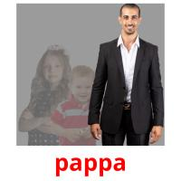 pappa picture flashcards