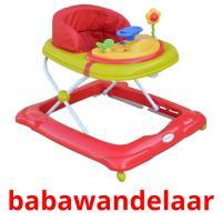babawandelaar picture flashcards