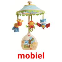 mobiel picture flashcards
