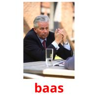 baas picture flashcards