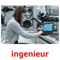 ingenieur picture flashcards