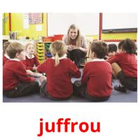 juffrou picture flashcards