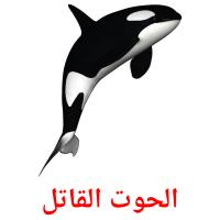 الحوت القاتل picture flashcards