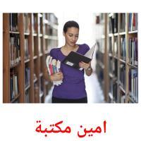 امين مكتبة picture flashcards