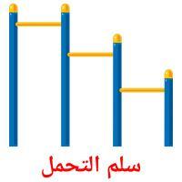 سلم التحمل picture flashcards
