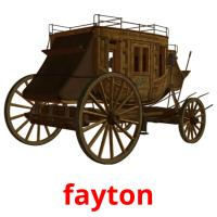 fayton picture flashcards