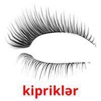 kipriklər picture flashcards