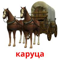 каруца picture flashcards