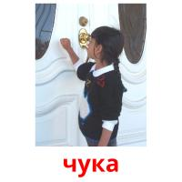 чука picture flashcards