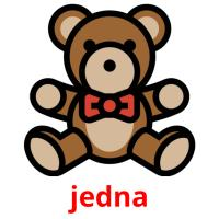 jedna picture flashcards