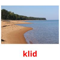 klid picture flashcards