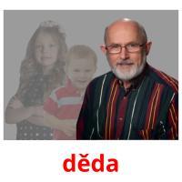 děda picture flashcards