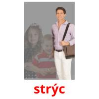 strýc picture flashcards