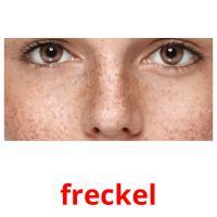freckel card for translate
