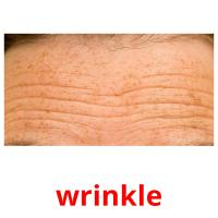 wrinkle card for translate