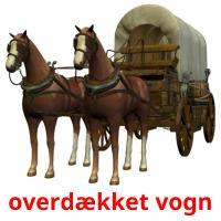 overdækket vogn card for translate