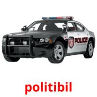 politibil picture flashcards
