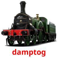 damptog picture flashcards