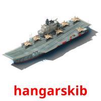 hangarskib picture flashcards