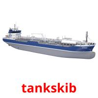 tankskib picture flashcards