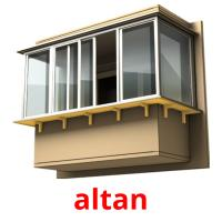 altan picture flashcards