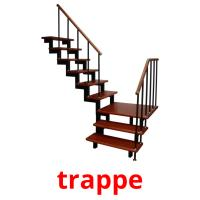 trappe picture flashcards