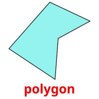 polygon picture flashcards