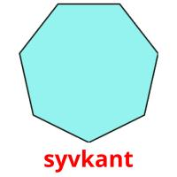 syvkant picture flashcards