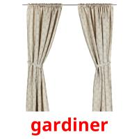 gardiner picture flashcards