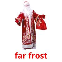 far frost picture flashcards